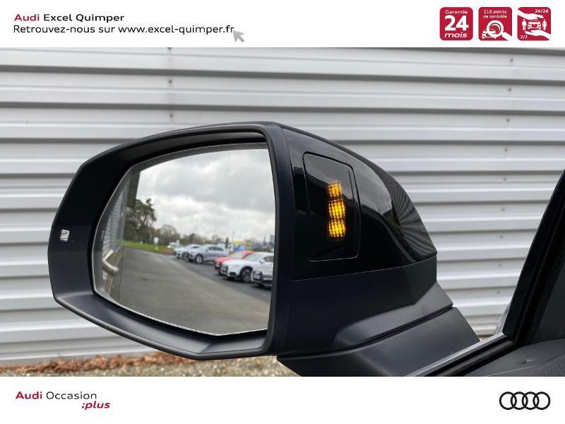 Photo 20 de l'offre de AUDI Q5 35 TDI 163ch S line quattro S tronic 7 Euro6dT à 47490€ chez Excel automobiles - Audi Quimper
