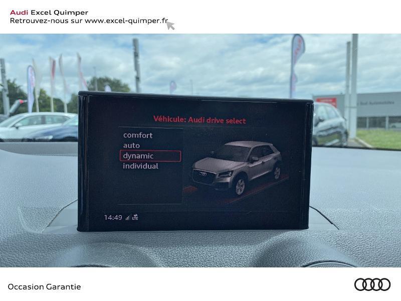 Photo 15 de l'offre de AUDI Q2 30 TFSI 116ch Sport Euro6d-T à 26990€ chez Excel automobiles - Audi Quimper