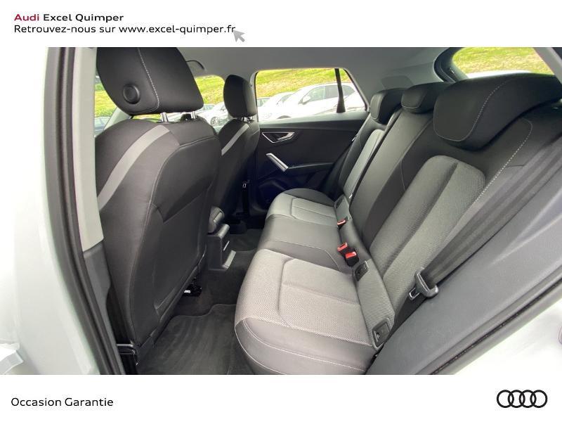 Photo 8 de l'offre de AUDI Q2 30 TFSI 116ch Sport Euro6d-T à 26990€ chez Excel automobiles - Audi Quimper