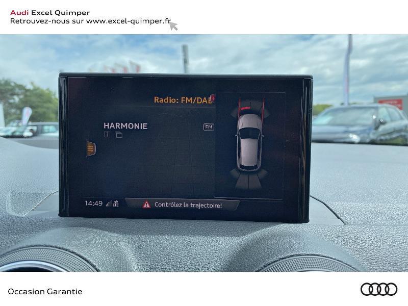 Photo 10 de l'offre de AUDI Q2 30 TFSI 116ch Sport Euro6d-T à 26990€ chez Excel automobiles - Audi Quimper
