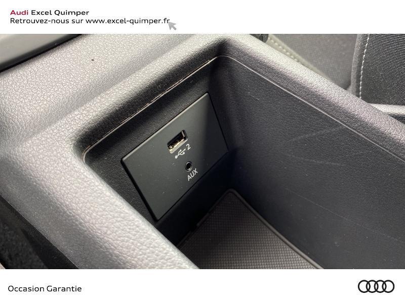 Photo 18 de l'offre de AUDI Q2 30 TFSI 116ch Sport Euro6d-T à 26990€ chez Excel automobiles - Audi Quimper