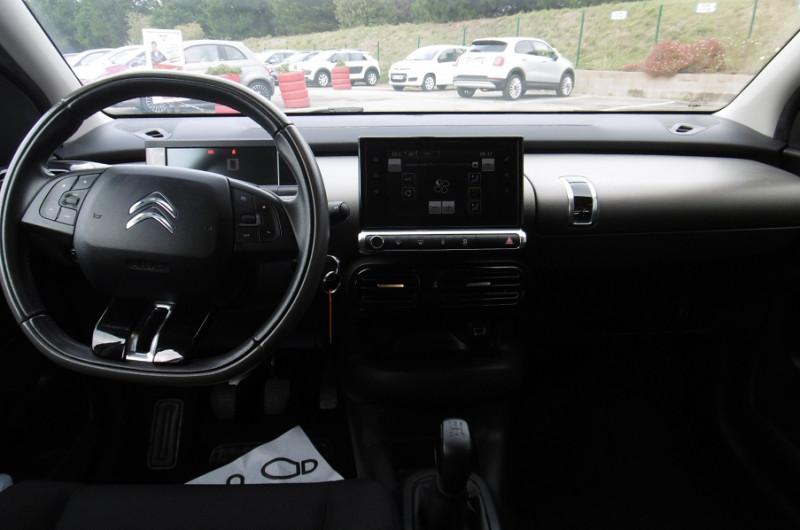 Photo 8 de l'offre de CITROEN C4 CACTUS PURETECH 82 FEEL à 10979€ chez Vent d'ouest automobiles