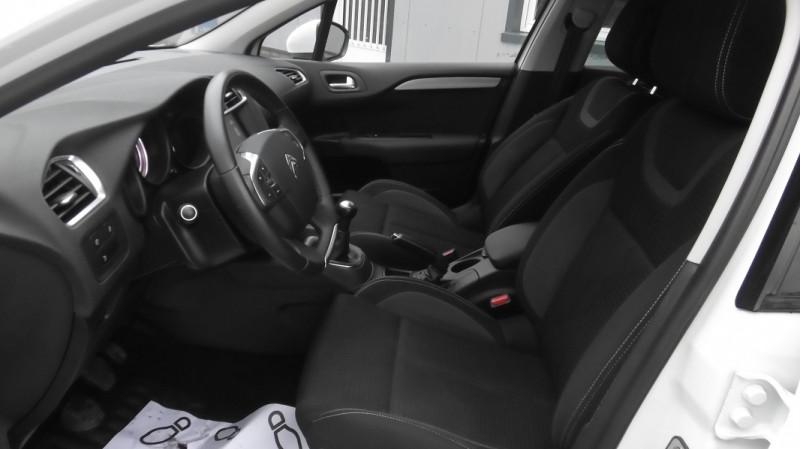 Photo 6 de l'offre de CITROEN C4 STE 1.6 BLUEHDI 100 MILLENIUM BUSINESS à 9450€ chez Vent d'ouest automobiles