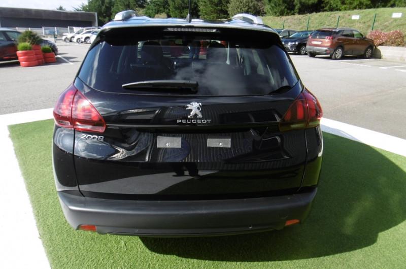 Photo 4 de l'offre de PEUGEOT 2008 1.2 PURETECH 110CH ACTIVE GPS TOIT PANO CAMERA à 16750€ chez Vent d'ouest automobiles