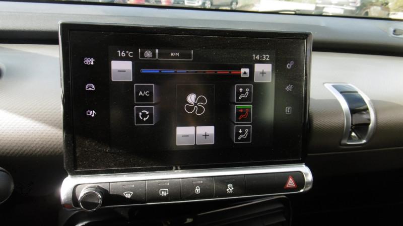 Photo 10 de l'offre de CITROEN C4 CACTUS PURETECH 82 FEEL à 10979€ chez Vent d'ouest automobiles
