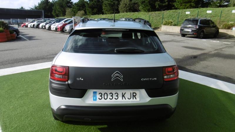 Photo 4 de l'offre de CITROEN C4 CACTUS PURETECH 82 FEEL à 10979€ chez Vent d'ouest automobiles