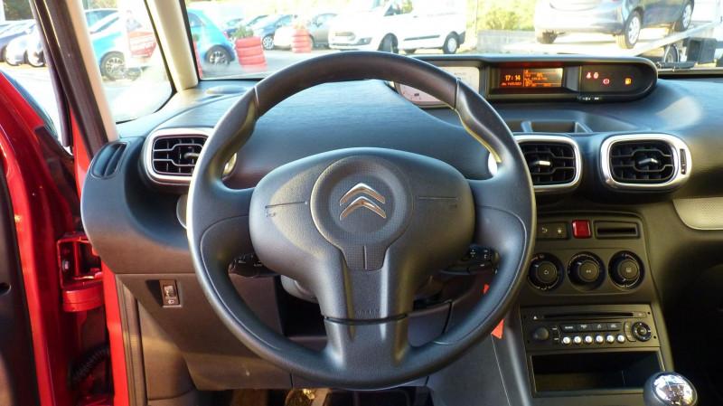Photo 9 de l'offre de CITROEN C3 PICASSO PURETECH 110 CONFORT à 10990€ chez Vent d'ouest automobiles
