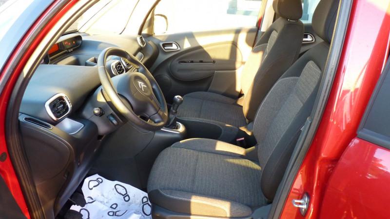 Photo 7 de l'offre de CITROEN C3 PICASSO PURETECH 110 CONFORT à 10990€ chez Vent d'ouest automobiles