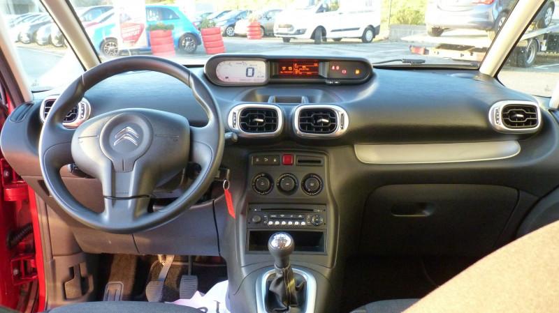 Photo 8 de l'offre de CITROEN C3 PICASSO PURETECH 110 CONFORT à 10990€ chez Vent d'ouest automobiles