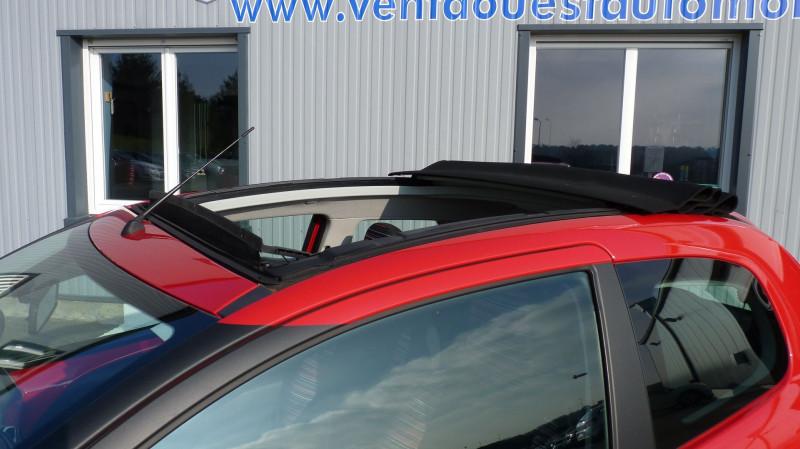 Photo 12 de l'offre de CITROEN C1 AIRSCAPE VTI 68 FEEL 3P à 8450€ chez Vent d'ouest automobiles
