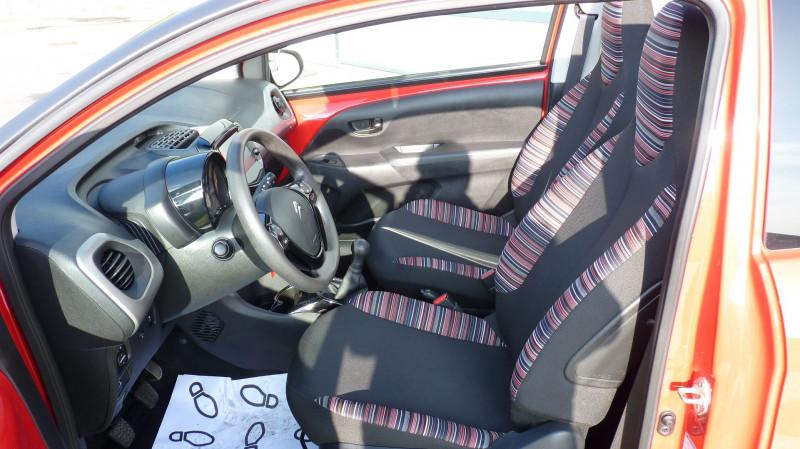 Photo 6 de l'offre de CITROEN C1 AIRSCAPE VTI 68 FEEL 3P à 8450€ chez Vent d'ouest automobiles