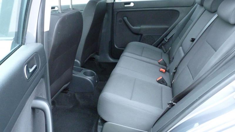 Photo 7 de l'offre de VOLKSWAGEN GOLF PLUS 1.6 TDI 105CH FAP CONFORTLINE à 9750€ chez Vent d'ouest automobiles