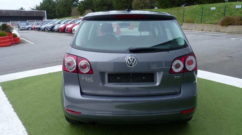 Photo 5 de l'offre de VOLKSWAGEN GOLF PLUS 1.6 TDI 105CH FAP CONFORTLINE à 9750€ chez Vent d'ouest automobiles