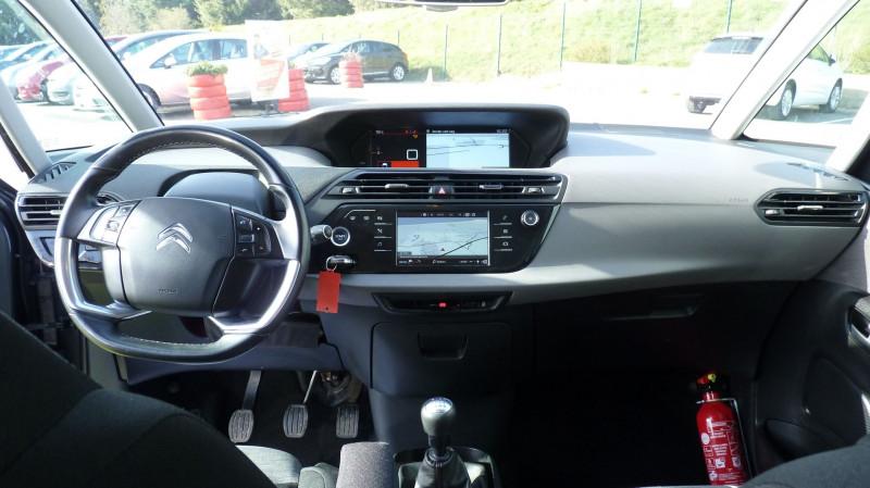 Photo 10 de l'offre de CITROEN C4 PICASSO BLUEHDI 120CH BUSINESS + S&S 94G à 14500€ chez Vent d'ouest automobiles
