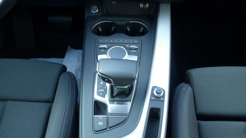 Photo 11 de l'offre de AUDI A4 2.0 TDI 150CH S LINE S TRONIC 7 à 28750€ chez Vent d'ouest automobiles