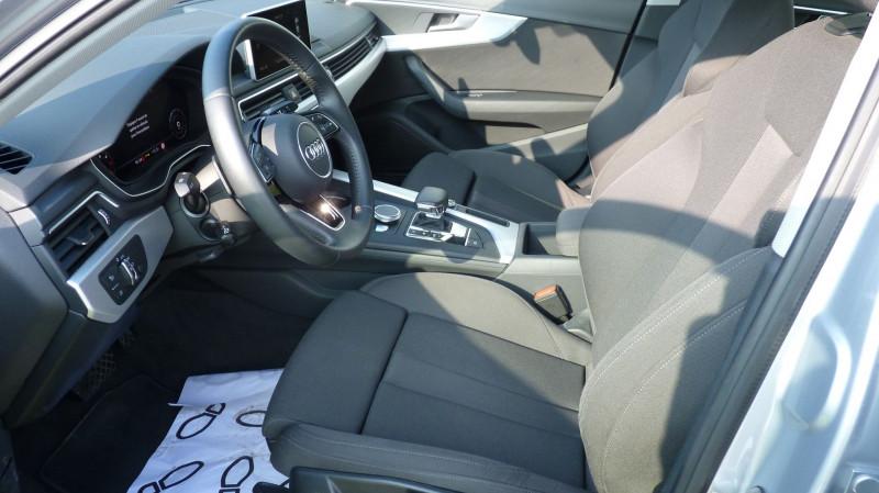Photo 8 de l'offre de AUDI A4 2.0 TDI 150CH S LINE S TRONIC 7 à 28750€ chez Vent d'ouest automobiles