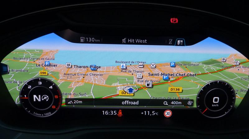 Photo 12 de l'offre de AUDI A4 2.0 TDI 150CH S LINE S TRONIC 7 à 28750€ chez Vent d'ouest automobiles