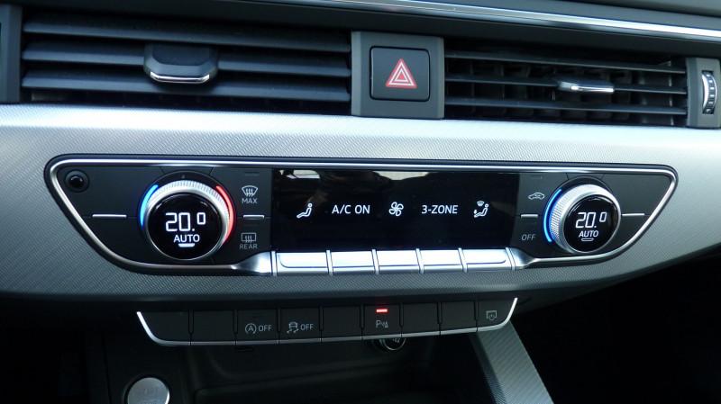 Photo 14 de l'offre de AUDI A4 2.0 TDI 150CH S LINE S TRONIC 7 à 28750€ chez Vent d'ouest automobiles
