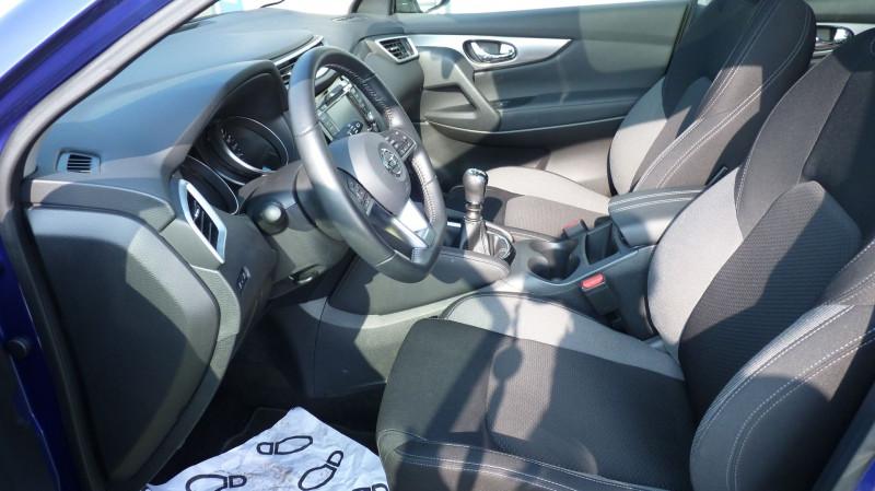 Photo 8 de l'offre de NISSAN QASHQAI 1.5 DCI 115CH N-CONNECTA 2019 à 20750€ chez Vent d'ouest automobiles