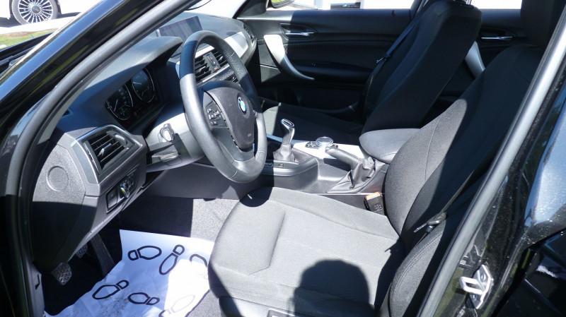 Photo 8 de l'offre de BMW SERIE 1 (F21/F20) 116D 116CH BUSINESS DESIGN 5P à 17990€ chez Vent d'ouest automobiles