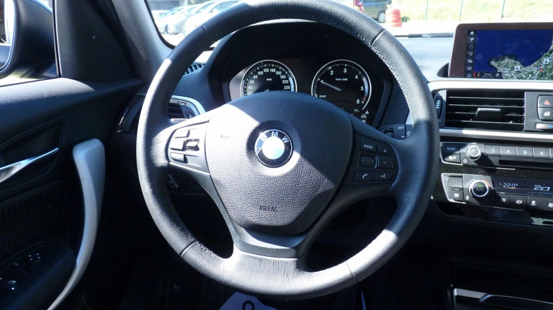 Photo 10 de l'offre de BMW SERIE 1 (F21/F20) 116D 116CH BUSINESS DESIGN 5P à 17990€ chez Vent d'ouest automobiles