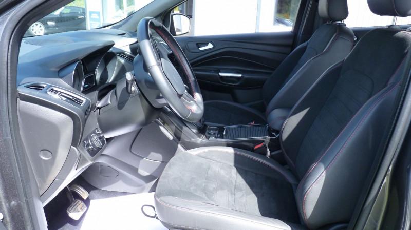 Photo 8 de l'offre de FORD KUGA 2.0 TDCI 150CH STOP&START ST-LINE 4X4 POWERSHIFT à 21490€ chez Vent d'ouest automobiles