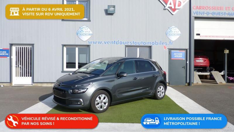 Photo 1 de l'offre de CITROEN C4 PICASSO BLUEHDI 120CH BUSINESS + S&S 94G à 14500€ chez Vent d'ouest automobiles