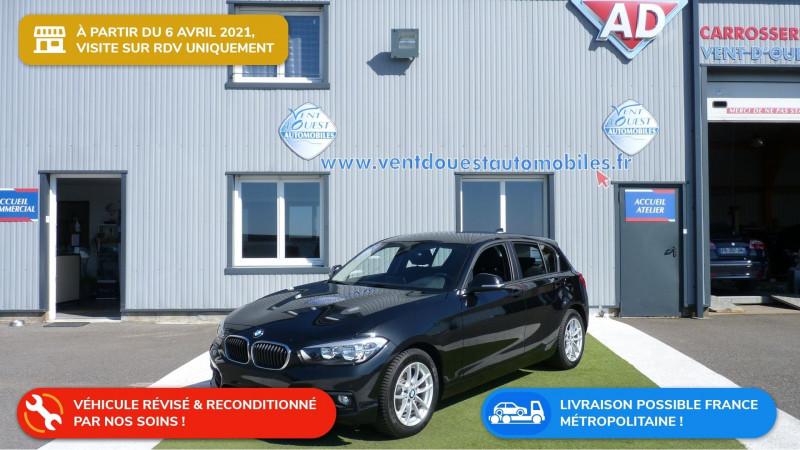 Photo 1 de l'offre de BMW SERIE 1 (F21/F20) 116D 116CH BUSINESS DESIGN 5P à 17990€ chez Vent d'ouest automobiles