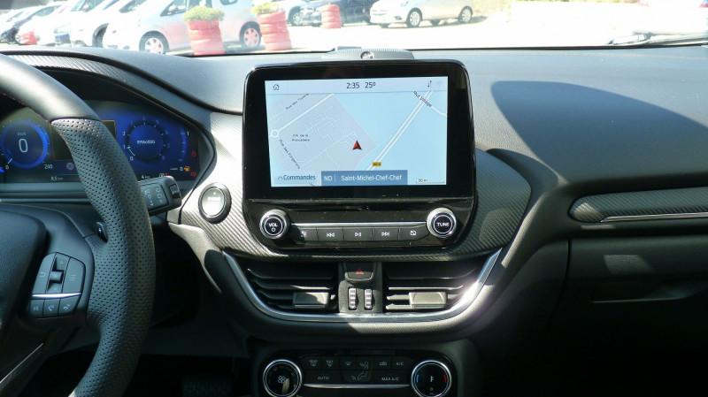 Photo 8 de l'offre de FORD PUMA 1.0 ECOBOOST 125CH MHEV ST-LINE X DCT7 à 25750€ chez Vent d'ouest automobiles