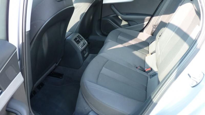 Photo 7 de l'offre de AUDI A4 2.0 TDI 150CH S LINE S TRONIC 7 à 28750€ chez Vent d'ouest automobiles