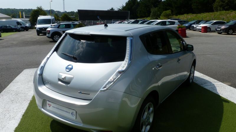 Photo 3 de l'offre de NISSAN LEAF 109CH à 8950€ chez Vent d'ouest automobiles