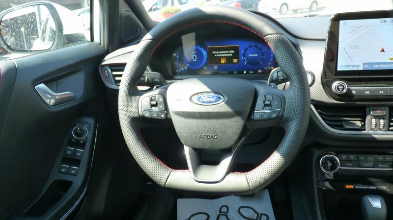 Photo 10 de l'offre de FORD PUMA 1.0 ECOBOOST 125CH MHEV ST-LINE X DCT7 à 25750€ chez Vent d'ouest automobiles