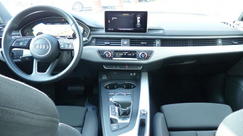 Photo 9 de l'offre de AUDI A4 2.0 TDI 150CH S LINE S TRONIC 7 à 28750€ chez Vent d'ouest automobiles