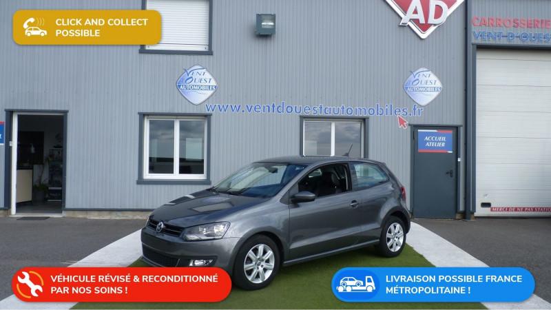 Volkswagen POLO 1.4 85CH SPORTLINE DSG7 3P Essence GRIS METAL Occasion à vendre