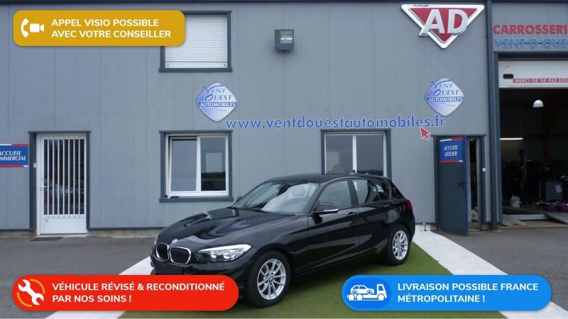 Bmw SERIE 1 (F21/F20) 116D 116CH BUSINESS 5P Diesel NOIR Occasion à vendre