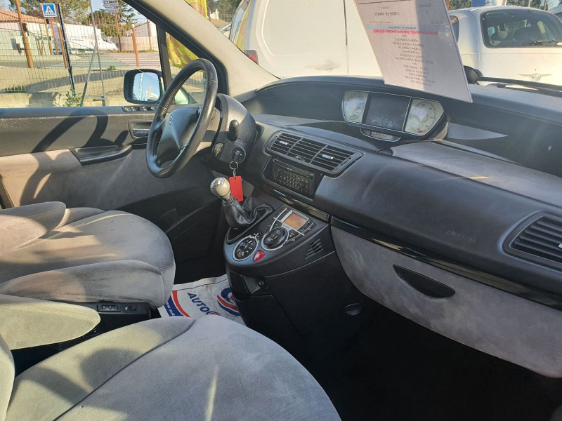 Photo 5 de l'offre de CITROEN C8 HDI  2.L 120 EXCLUSIVE 7PL à 3990€ chez Automobile nimois
