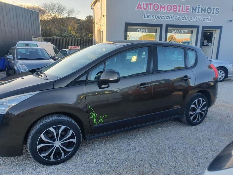 Peugeot 3008 HDI 1.6L 112  ACCESS Diesel MARRON Occasion à vendre