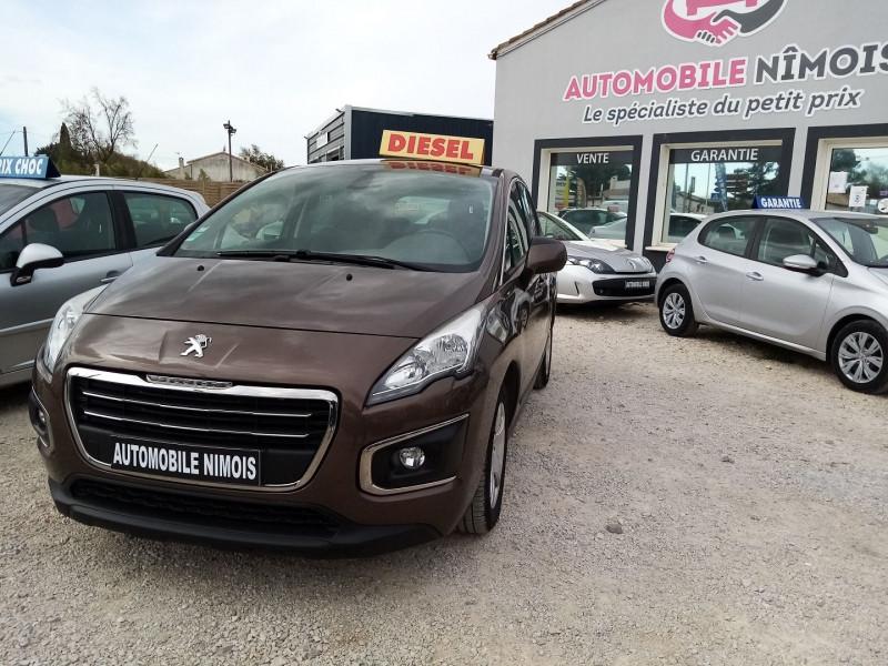 Peugeot 3008 HDI  1.6L  115 FAP ACTIVE Diesel GRIS Occasion à vendre