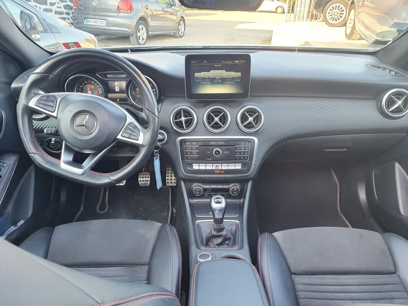 Photo 5 de l'offre de MERCEDES-BENZ CLASSE A (W176) 200D 136CH FASCINATION à 20900€ chez Automobile nimois