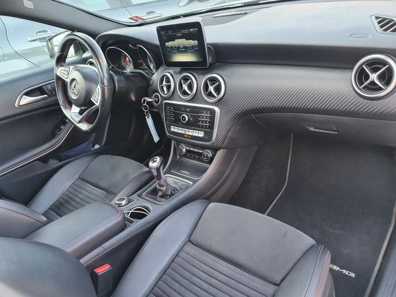 Photo 4 de l'offre de MERCEDES-BENZ CLASSE A (W176) 200D 136CH FASCINATION à 20900€ chez Automobile nimois