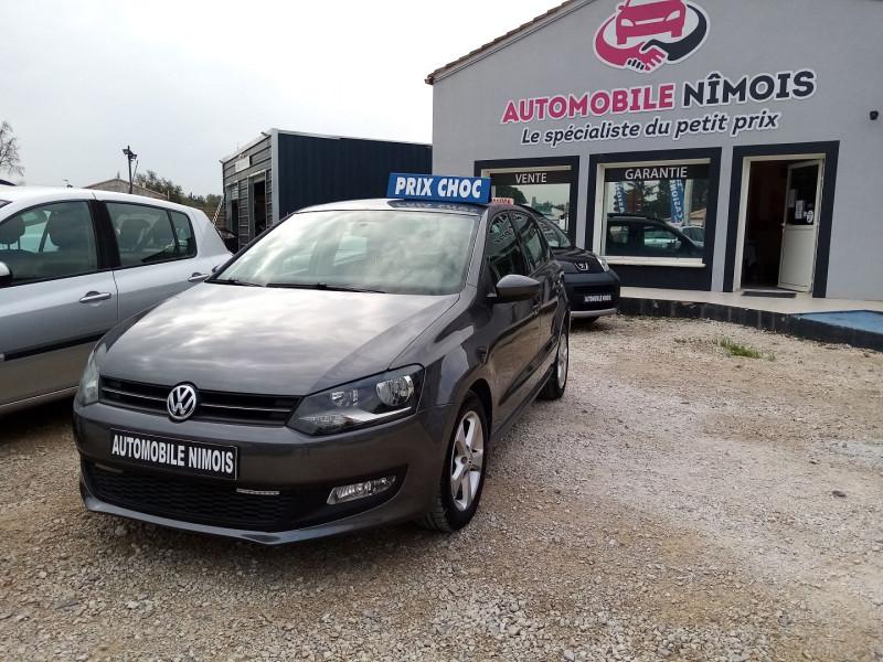 Volkswagen POLO TDI 1.6L  90CH  CONFORTLINE 5P Diesel GRIS Occasion à vendre