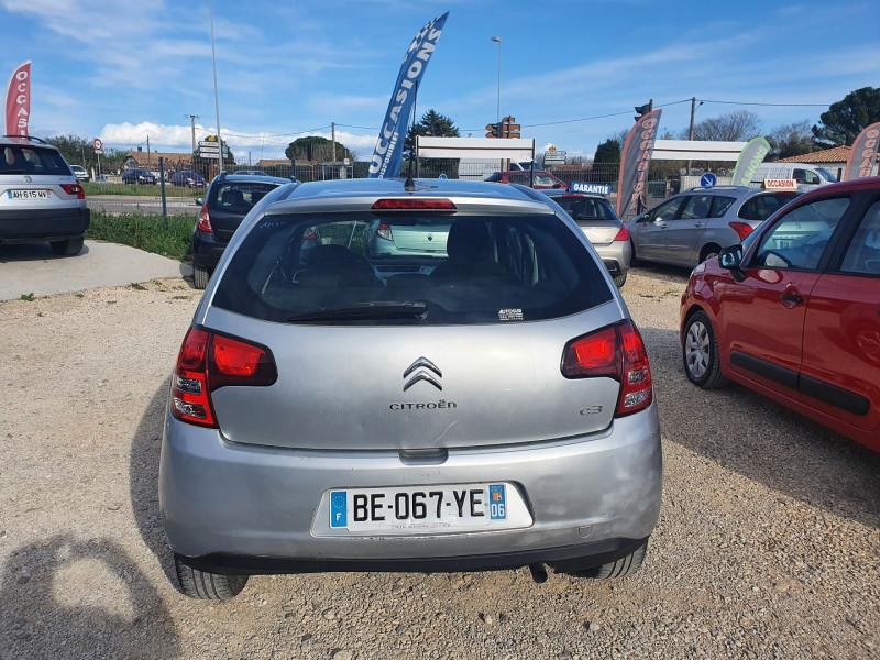 Photo 4 de l'offre de CITROEN C3 HDI  1.4L 70 FAP CONFORT à 7500€ chez Automobile nimois