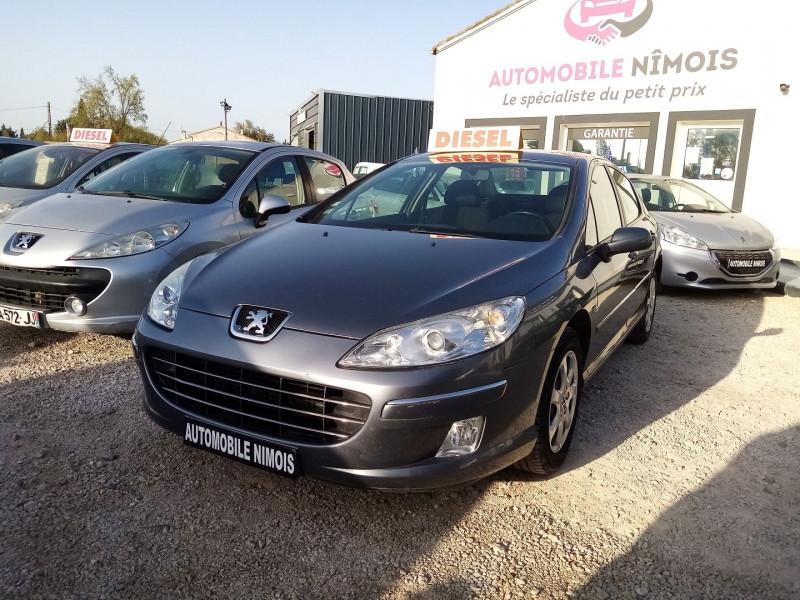 Peugeot 407 HDI   1.6L 110 CONFORT PACK Diesel GRIS F Occasion à vendre