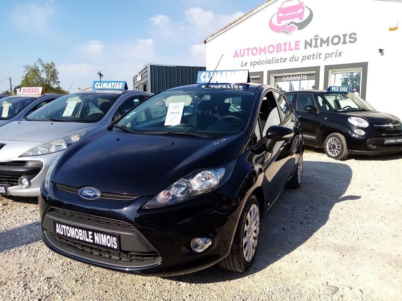Photo 1 de l'offre de FORD FIESTA TDCI   1.4L 70CH  AMBIENTE 5P à 5900€ chez Automobile nimois