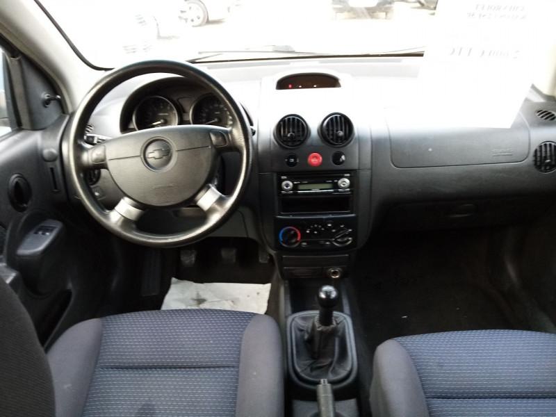 Photo 3 de l'offre de CHEVROLET KALOS 1.2 SE 5P à 2600€ chez Automobile nimois