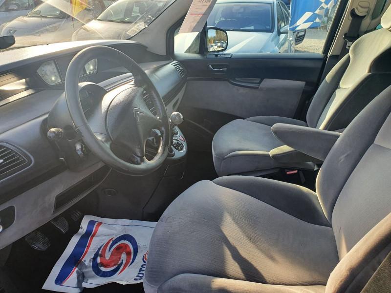 Photo 6 de l'offre de CITROEN C8 HDI  2.L 120 EXCLUSIVE 7PL à 3990€ chez Automobile nimois