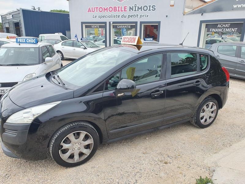 Peugeot 3008 HDI   1.6L 110  CONFORT PACK Diesel NOIR Occasion à vendre