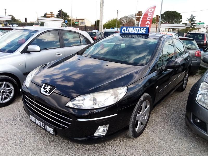 Photo 1 de l'offre de PEUGEOT 407 HDI  2.L  PACK LIMITED à 5500€ chez Automobile nimois