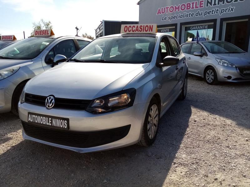Volkswagen POLO TDI 1.6L 75CH  TRENDLINE 5P Diesel GRIS C Occasion à vendre