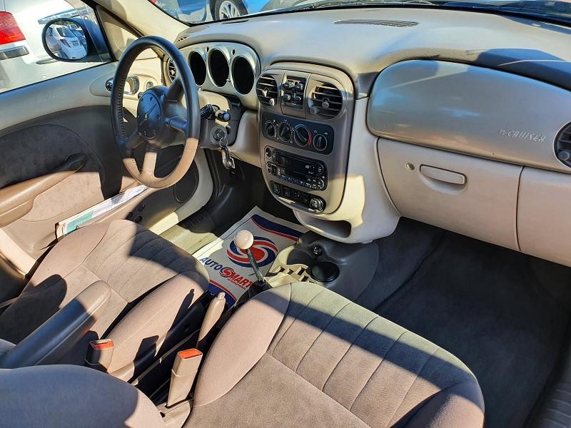 Photo 3 de l'offre de CHRYSLER PT CRUISER 2.2 CRD LIMITED à 2500€ chez Automobile nimois